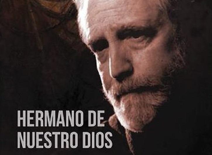 Cartel promocional de la película Hermano de nuestro Dios, a partir de la pieza teatral de Karol Wojtyla