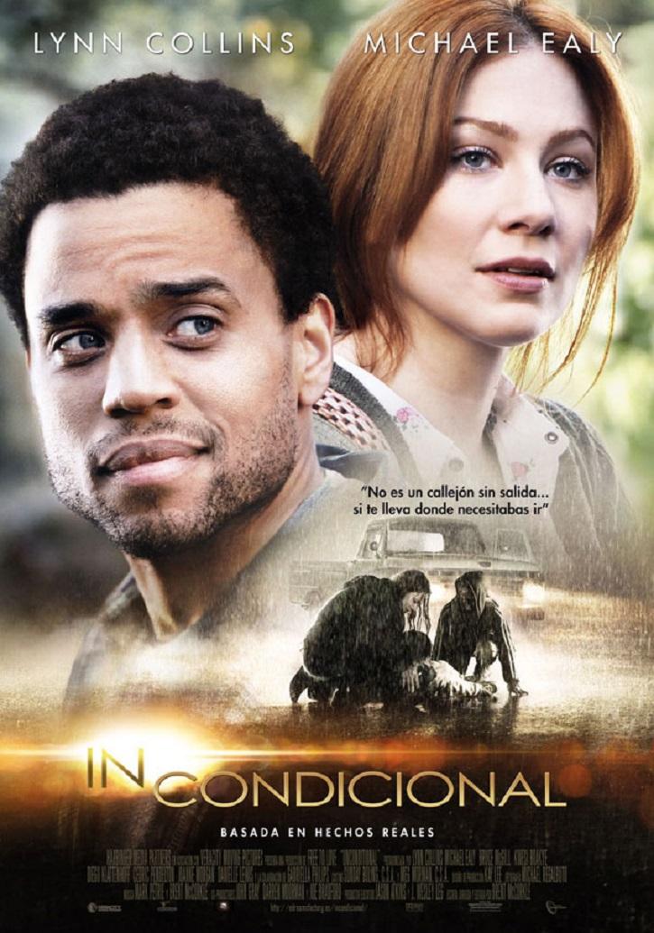 Cartel promocional del filme | 'Incondicional': Excelente debut biográfico de Brent McCorkle sobre la fe