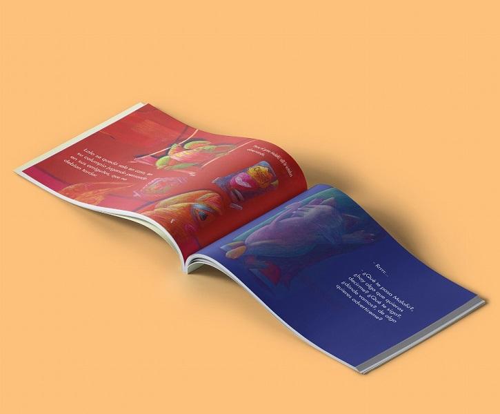 Ilustración de Atrapa a un ratón | Teresa Gómez Regidor publica 'Atrapa a un ratón' en la editorial libros.com