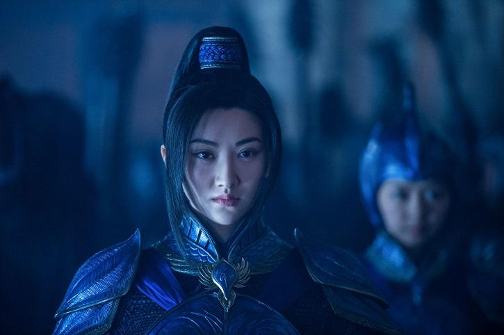 Fotograma del filme | Zhang Yimou homenajeó las tradiciones chinas en 'La gran muralla'
