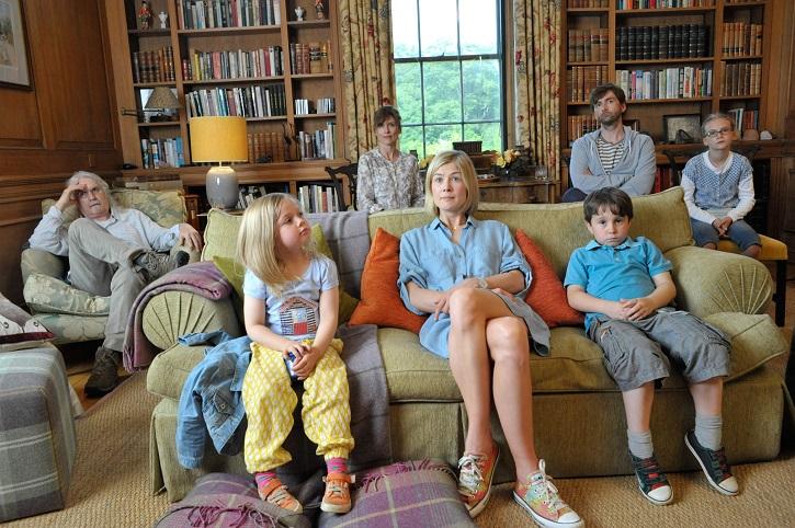 Fotograma del filme | 'Nuestro último verano en Escocia': Chispeante comedia familiar inglesa