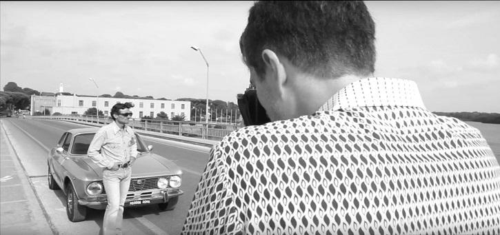 Fotograma del filme   'Pasolini, la verdad oculta': Turbio biopic sobre el pensador italiano