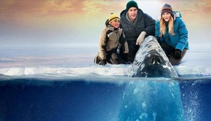 Fotograma del filme | Drew Barrymore lo da todo por amor en 'Una aventura extraordinaria'