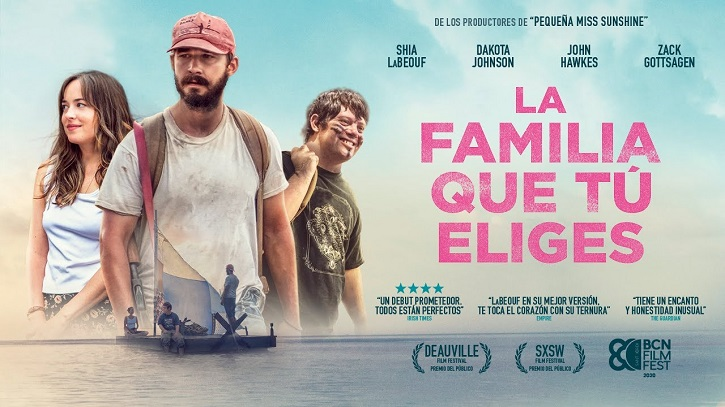 Cartel promocional del filme | 'La familia que tú eliges': Inesperadamente maravillosa