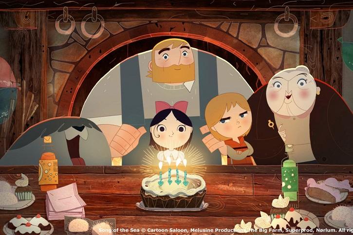 Fotograma del filme | 'La canción del mar': Premiada fantasía animada para toda la familia