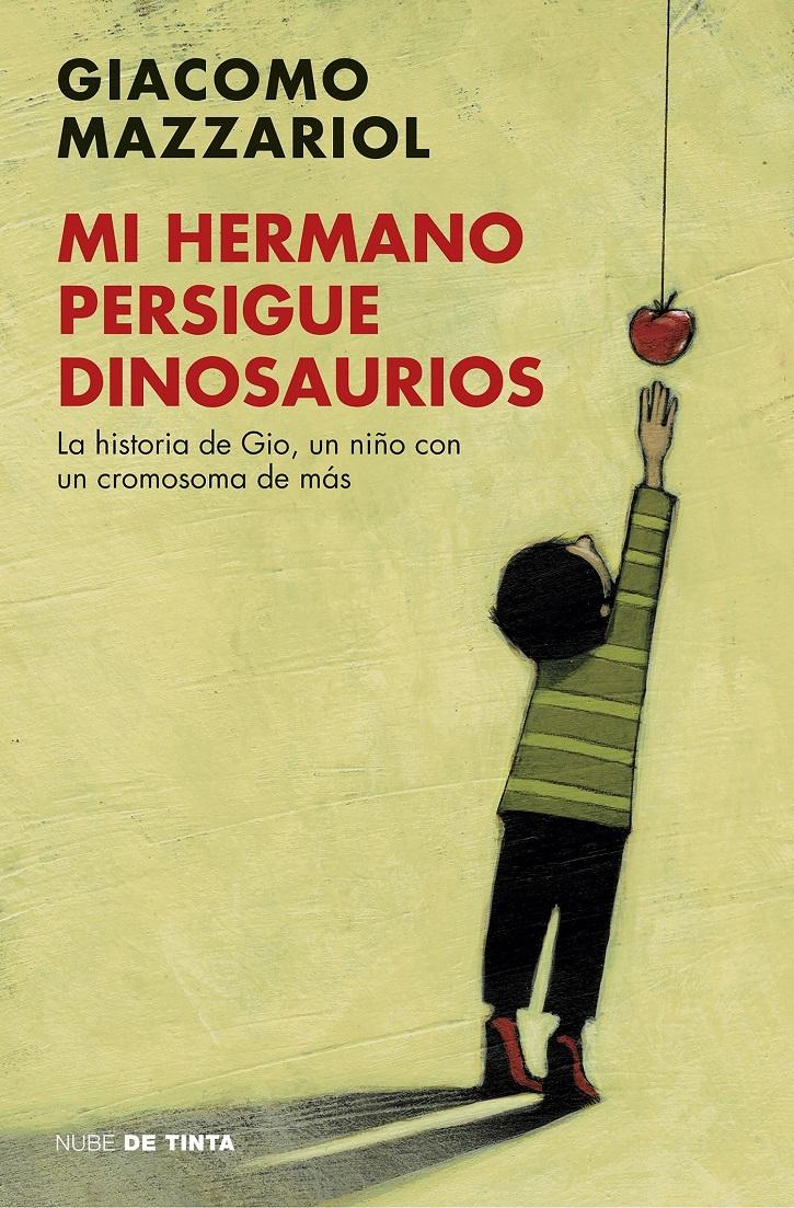 Portada del libro donde se inspira la película   'Mi hermano persigue dinosaurios' y tiene superpoderes