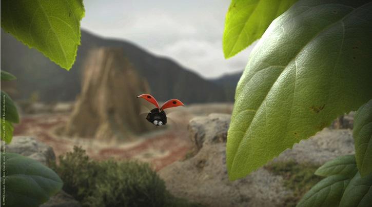 Fotograma del filme | 'Minúsculos: el valle de las hormigas perdidas': En 3D y sin diálogos