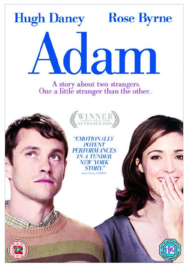 Cartel promocional del filme | 'Adam', me niego a que te quedes en casa atascado por tu dolencia