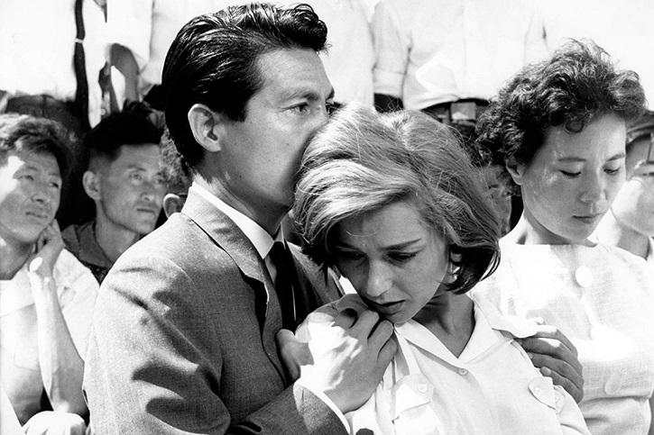 Fotograma del filme Hiroshima mon amour | El horror nuclear de Hiroshima explicado en 5 películas