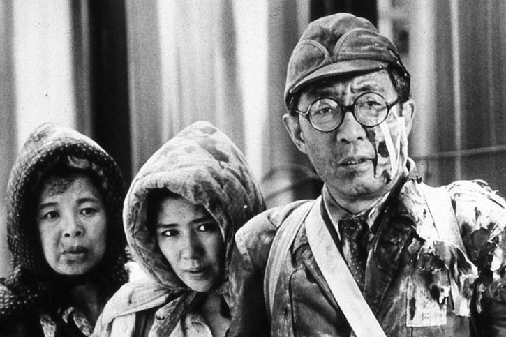 Fotograma del filme Lluvia negra | El horror nuclear de Hiroshima explicado en 5 películas