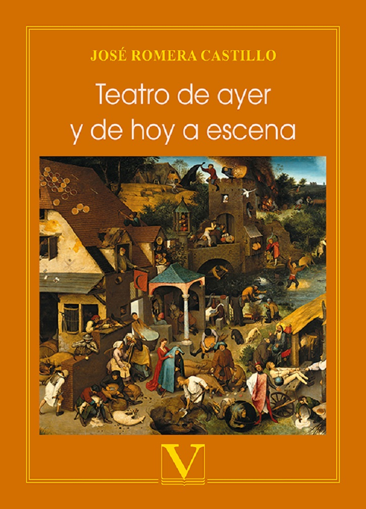 'Teatro de ayer y de hoy a escena': José Romera, impecable y en Verbum
