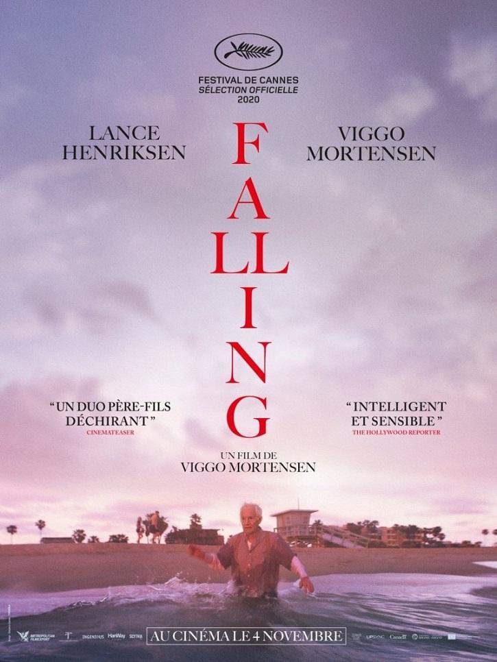 Uno de los carteles promocionales de Falling | Viggo Mortensen recibe hoy el Premio Donostia a toda su carrera
