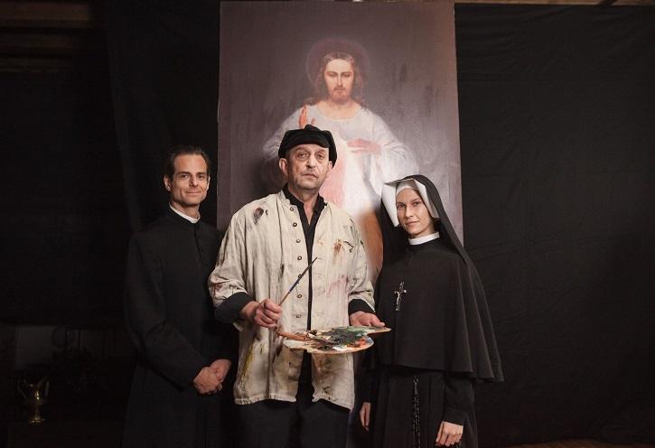 Fotograma del filme | Nuevo clip en exclusiva de 'La Divina Misericordia'