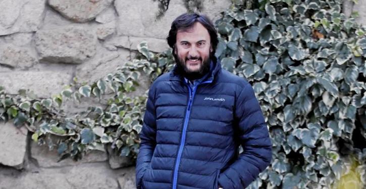 """Entrevista a José María Zavala: 'Amanece en Calcuta' """"no es peli beata"""""""