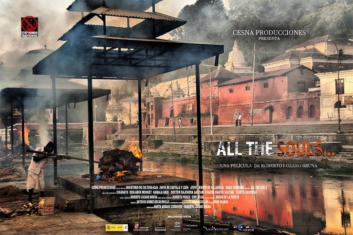 Cartel promocional | 'All the Souls': La trata de niñas en Nepal llega al Festival de Varsovia