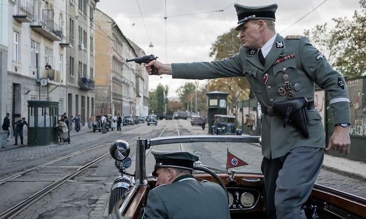 Fotograma del filme | 'El hombre del corazón de hierro': Atractivo biopic sobre Reinhard Heydrich