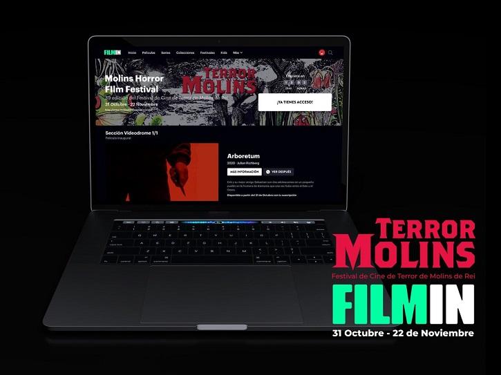 Muestra del Festival Terror Molins y Filmin | Filminlanza una programación de cine de lujo para Halloween