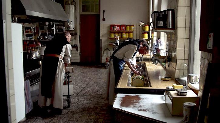 Fotograma del filme | 'La isla de los monjes': Razones para entender la vocacióncristiana