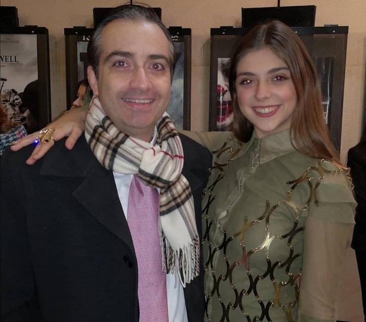 La actriz Carmen Arrufat y José Luis Panero | 'Palomitas de Maíz' cumple hoy 12 años: ¡Muchísimas felicidades!