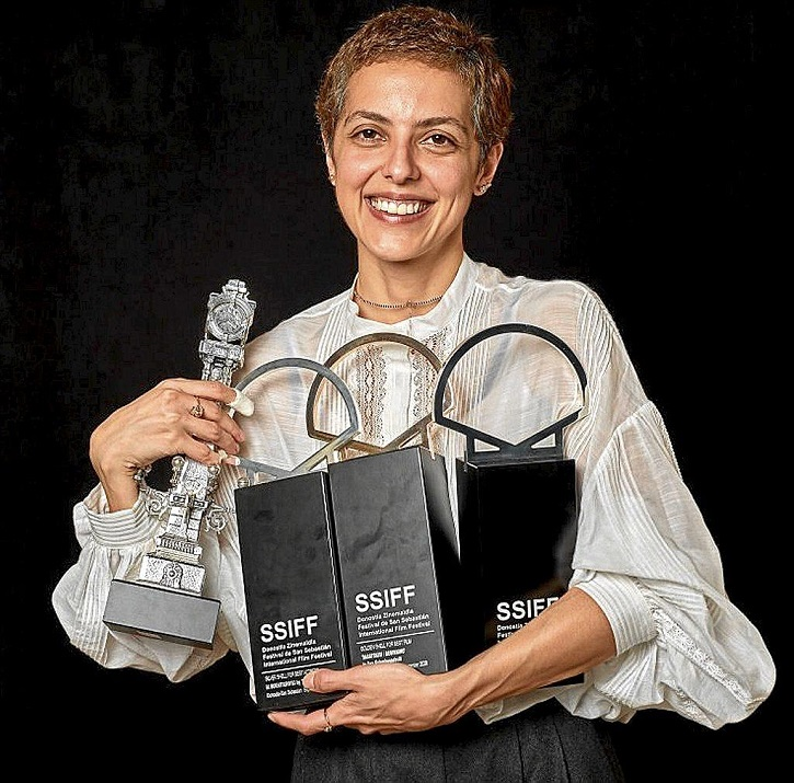 Entrevista aDea Kulumbegashvili: Concha de Oro por 'Beginning'