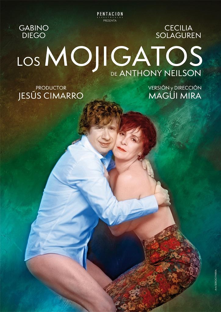 Cartel promocional | 'Los mojigatos': Magüi Mira sirve con acierto más que amor que frenesí