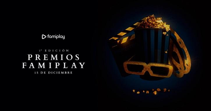 La I Edición de los Premios de cine Famiplay presenta a sus protagonistas