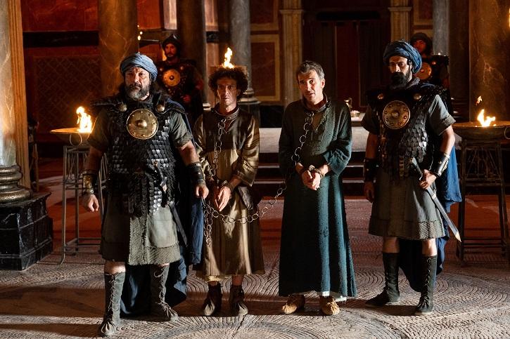 Fotograma del filme | 'La primera Navidad': Comedia inteligente a cargo de Ficarra y Picone