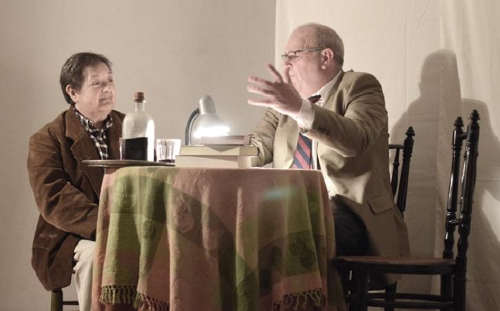 Representación de El peso del mundo | La saga literaria de los 'Panero' en dos obras de teatro y 18 películas