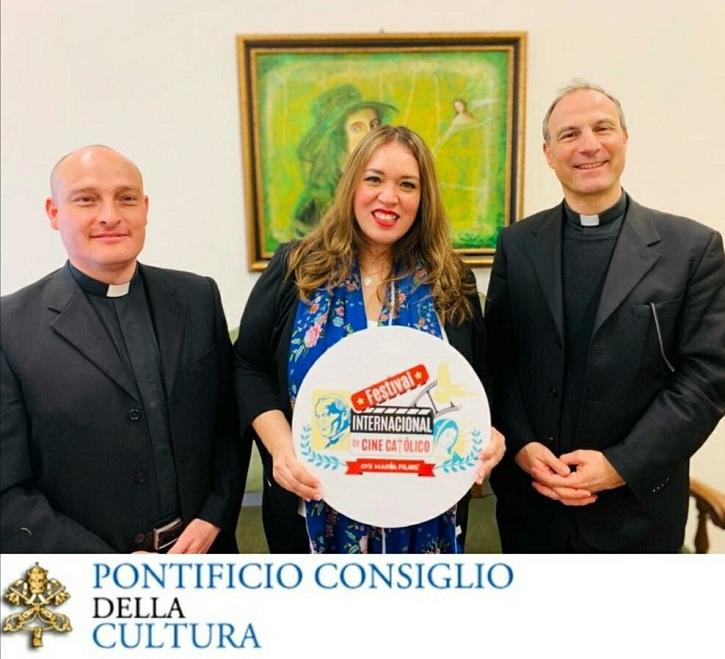 Gaby Jacoba funda 'Ave Maria Awards': los Oscar del cine católico'