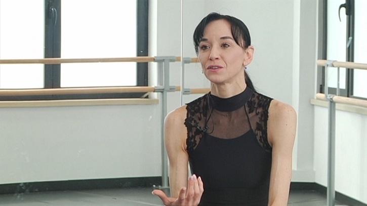 Lucía Lacarra | 'Fordlandia' en los Teatros del Canal con Lucía Lacarra y Matthew Golding