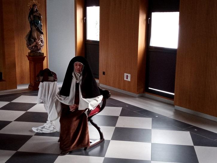 Milagros Morón | El Ateneo de Pozuelo llega a Guadarrama con 'La lengua en pedazos'