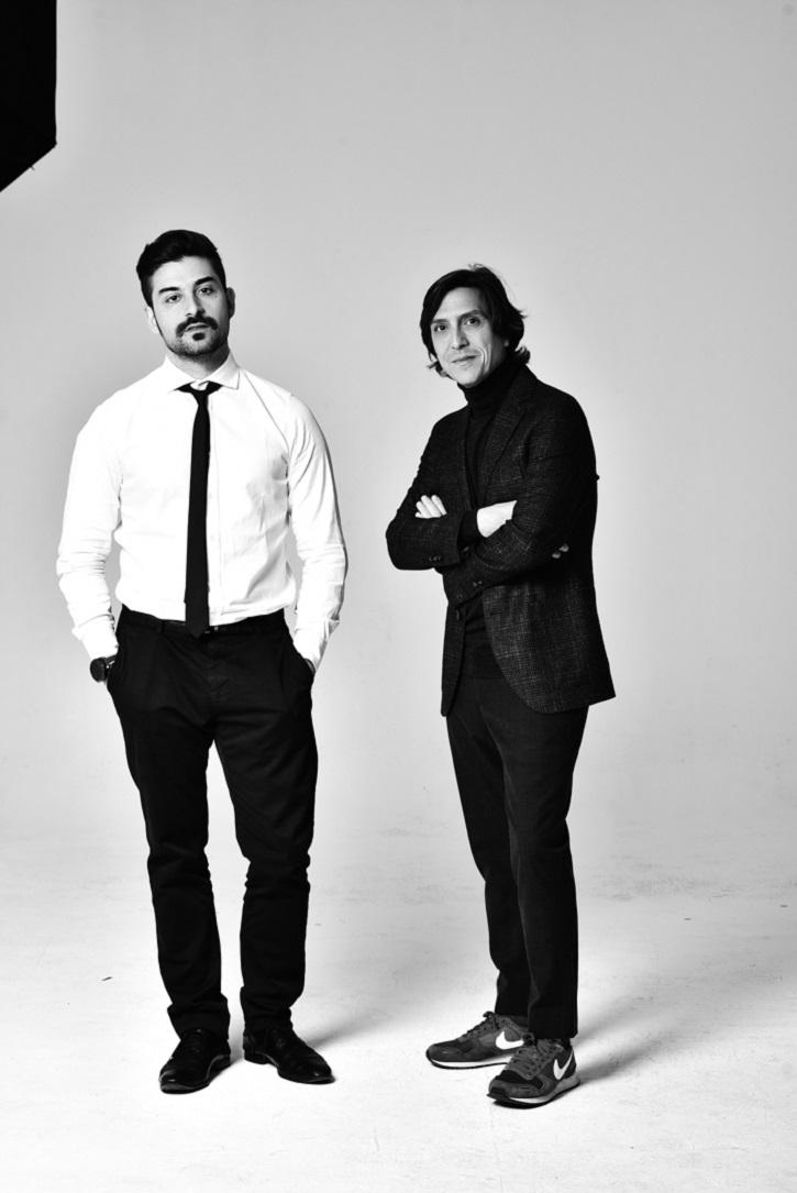 Charlie Arnáiz y Alberto Ortega
