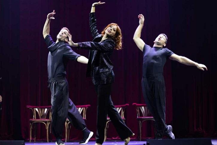 'Histeria del Arte', musical desternillante, llega a los Teatros del Canal