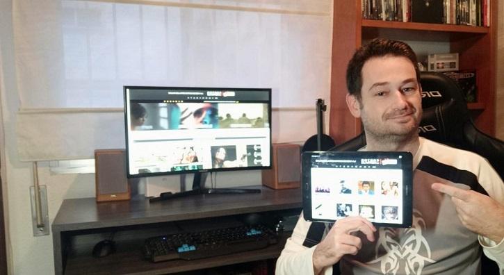 Alejandro Ruiz | La web de cine 'Cortos de Metraje' celebra su quinto aniversario