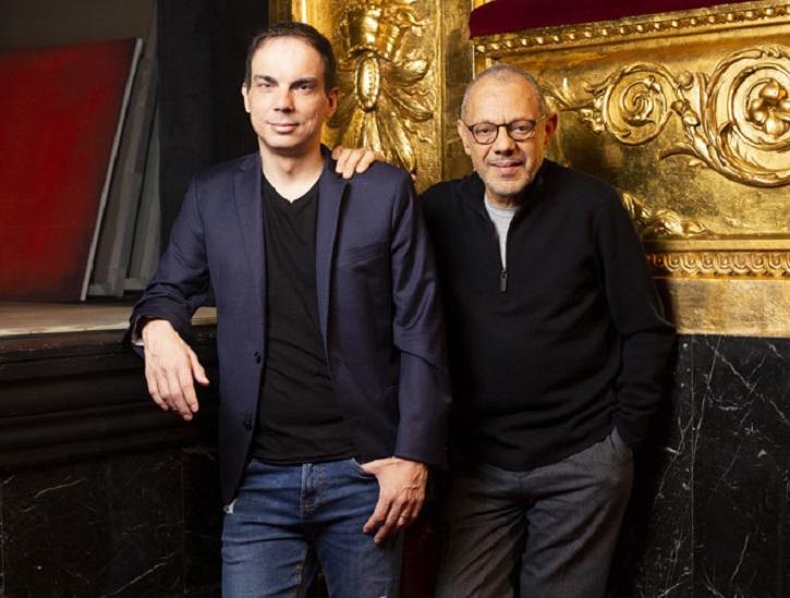 Alberto Conejero y Lluís Pasqual | Federico García Lorca protagoniza el Día Mundial del Teatro