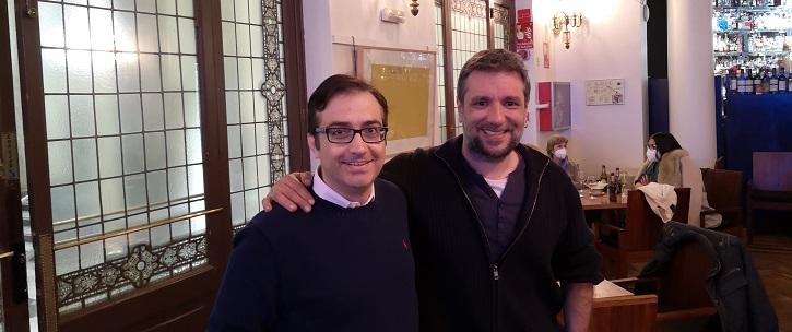 José Luis Panero y Javier Hernández-Simón | Federico García Lorca protagoniza el Día Mundial del Teatro