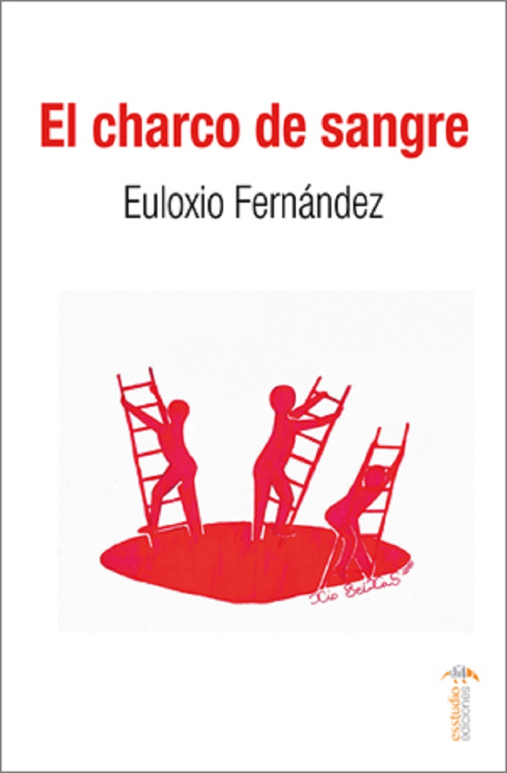 Euloxio Fernández presenta 'El Charco De Sangre', su último libro