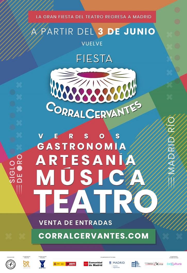 Cartel promocional del Festival