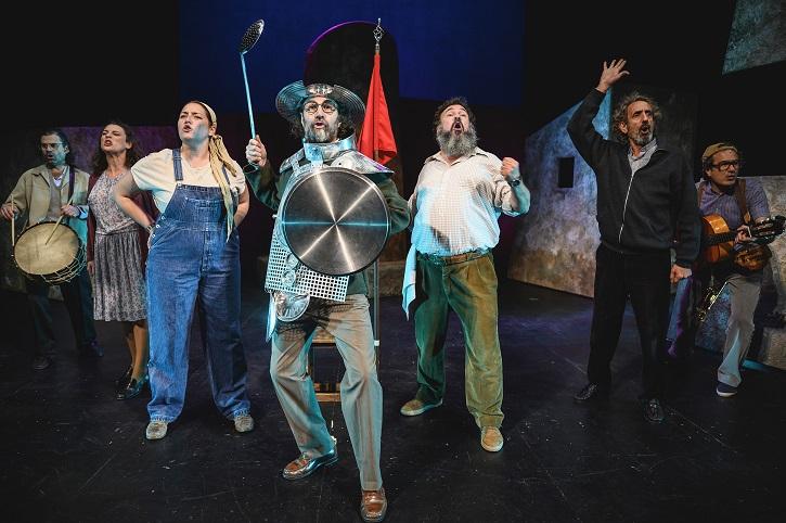 La gran fiesta del teatro del Siglo de Oro llega a Madrid Río