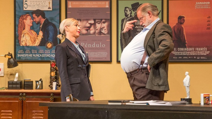 Eva Isanta y Nancho Novo   'Trigo Sucio': Elegante propuesta teatral que dio paso al #MeToo