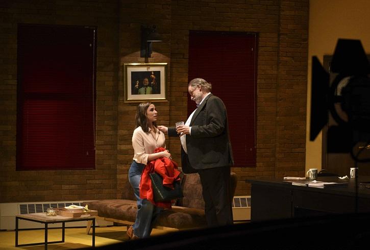 Candela Serrat y Nancho Novo   'Trigo Sucio': Elegante propuesta teatral que dio paso al #MeToo