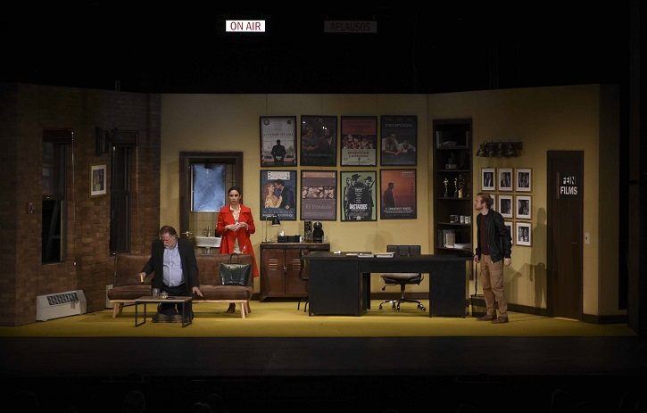 Nancho Novo, Candela Serrat y Fernando Ramallo   'Trigo Sucio': Elegante propuesta teatral que dio paso al #MeToo