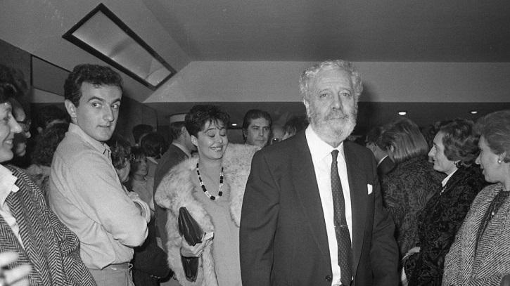 Míster Berlanga cumple 100 años: Así recuerdo 'El último austrohúngaro'