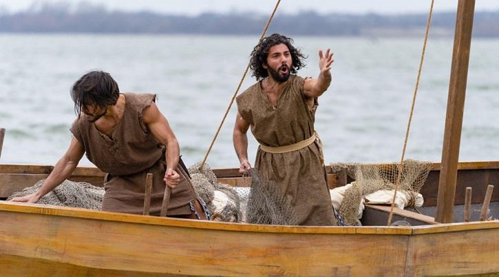 'The Chosen': Cristo arrasa en las redes sociales y revienta la taquilla