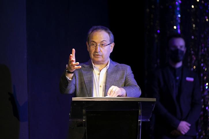 Jesús Cimarro, presidente de Pentación Espectáculos | Los teatros de Pentación Espectáculos presentan la temporada 2021/22