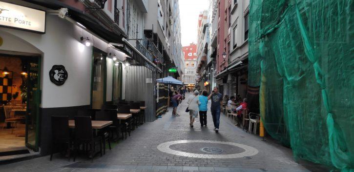 Calle Torreiro Moda Tapas Y Nombres En Inglés Pateando A