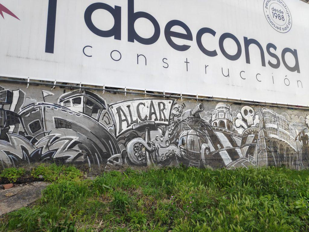 Mural de A Falperra