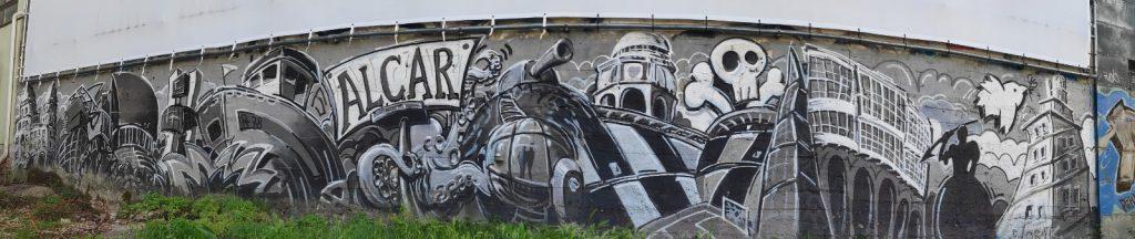 Mural Falperra Panorámica