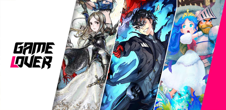 """""""Bravely default II"""", """"Persona 5: Strikers"""" y el regreso de """"Ghost"""