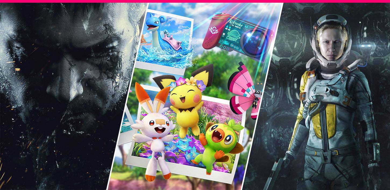"""""""Returnal"""", """"Resident Evil: Village"""" y """"New Pokémon Snap"""", los videojuegos imprescindibles de esta semana"""